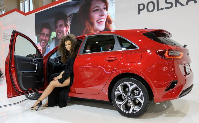 Poznań Motor Show 2018 to największe targi motoryzacyjne w Polsce i czwarte w Europie