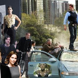Najlepsze seriale AD 2009