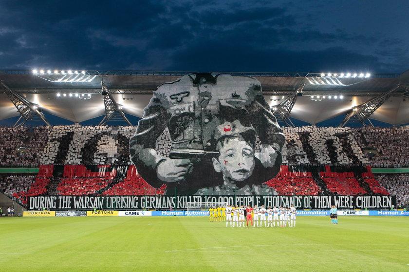Legia poznała rywala w walce o Ligę Europy!
