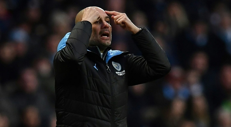 Guardiola left seething by sloppy Manchester City defence