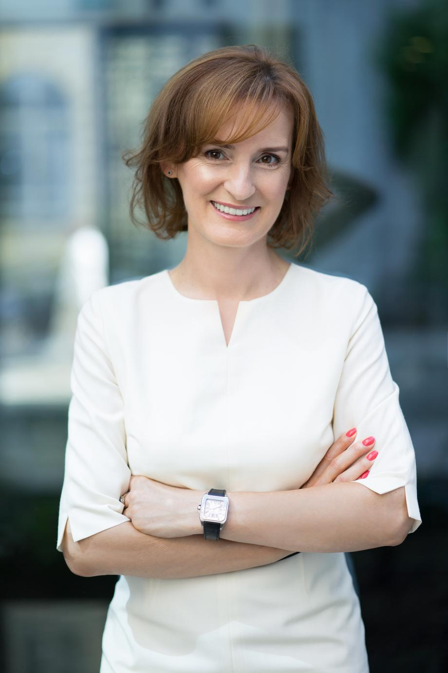 Barbara Topolska – laureatka Top Woman in Real estate w kategorii Top management