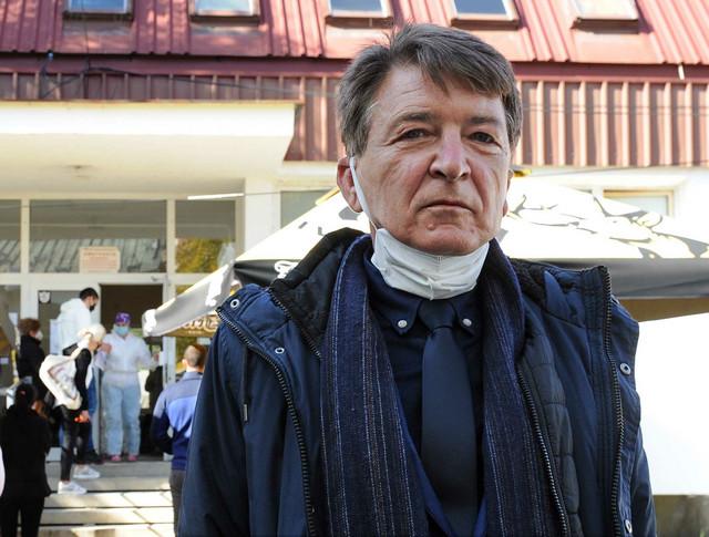 Vasilije Antić, direktor Dom zdravljar Kragujevac