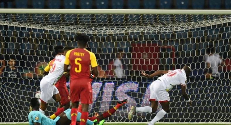 Ghana vs Benin