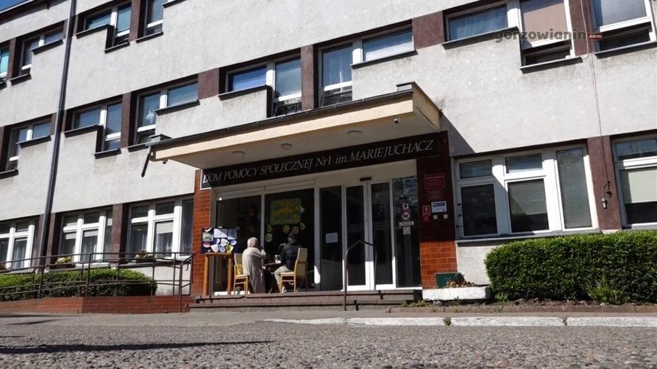 DPS nr 1 w Gorzowie