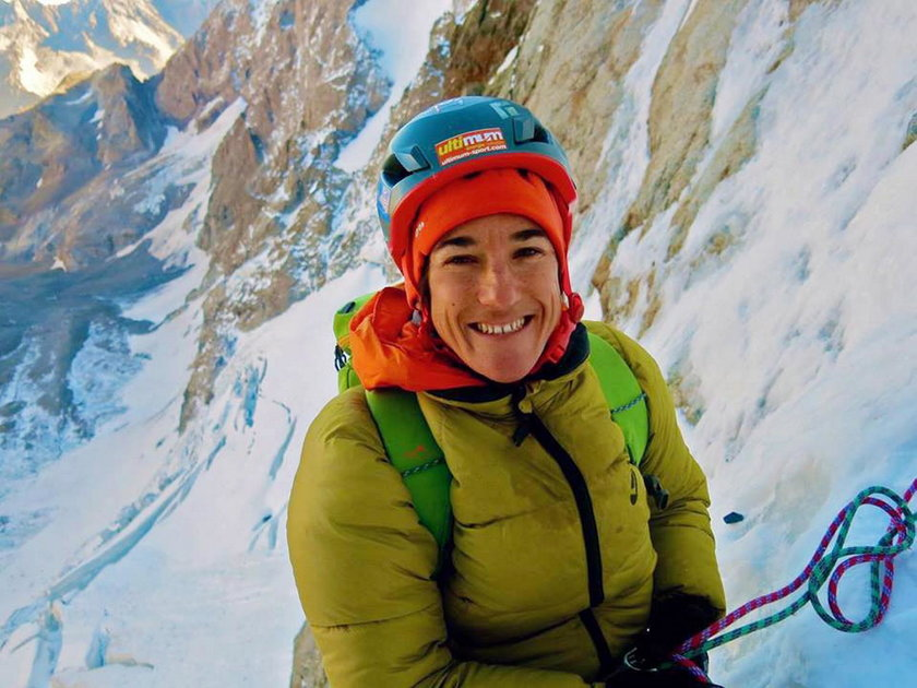Elisabeth Revol weszła na Mount Everest. Bez używania tlenu z butli