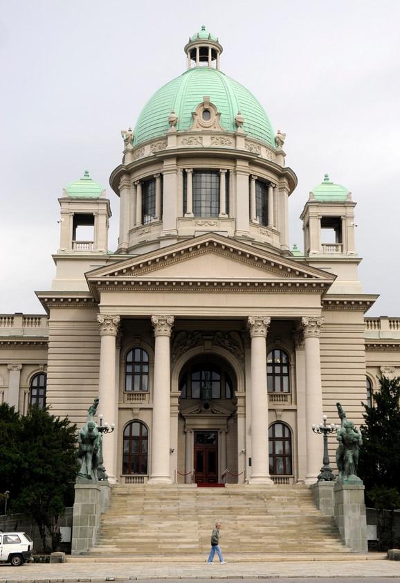 Skupština Srbije usvojila Zakon o konverziji stambenih kredita indeksiranih u švajcarskim francima