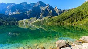"""Perła tatrzańskich jezior w nowej książce """"Morskie Oko - przyroda i człowiek"""""""