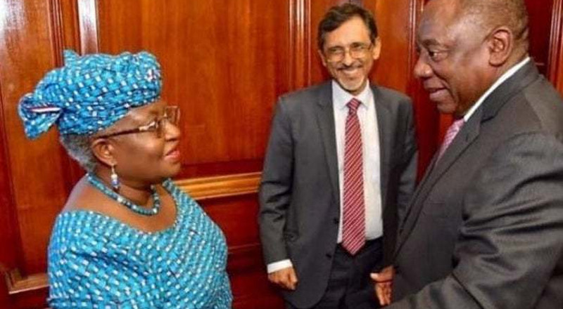 ECOWAS endorses Okonjo-Iweala for position of Director General of the World Trade Organisation
