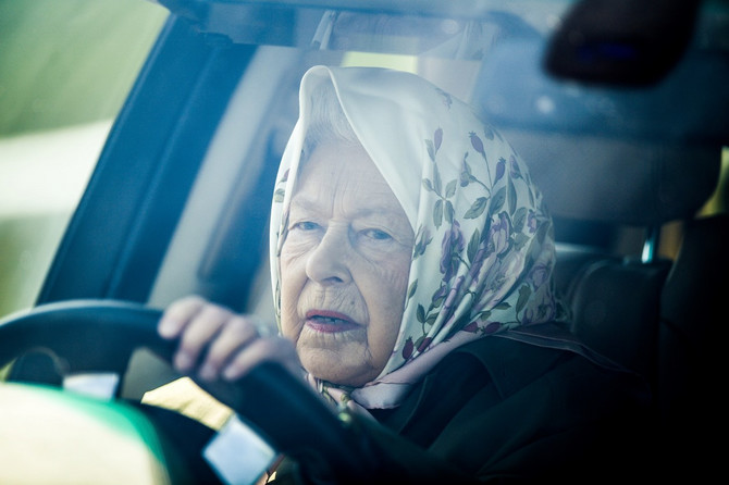 Kraljica za volanom