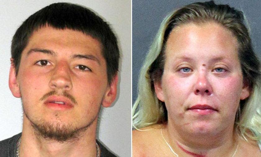 Christopher White i Adria Regn są oskarżeni o handel ludźmi
