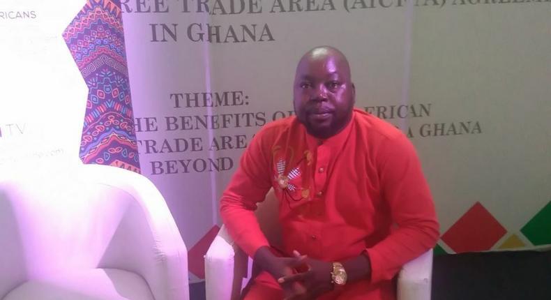 Executive Secretary of the Importers and Exporters Association of Ghana, Sampson Asaki Awingobit