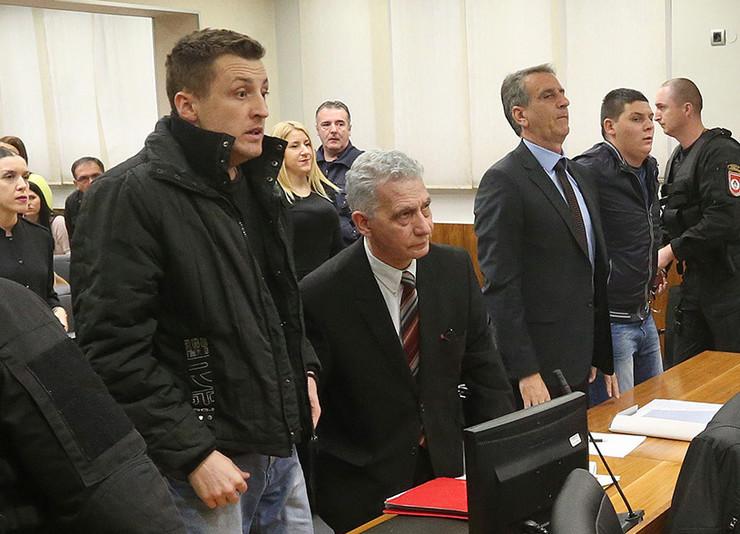 Banjaluka Darko Pikula i advokat Miodrag Ivosevic Sudjenje