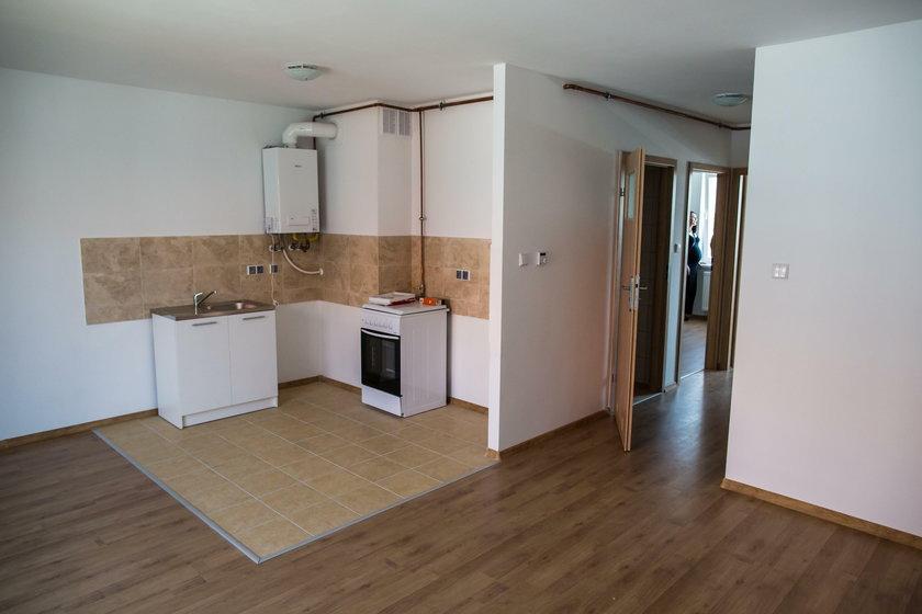 Są pierwsze Mieszkania Plus. Można się wprowadzać
