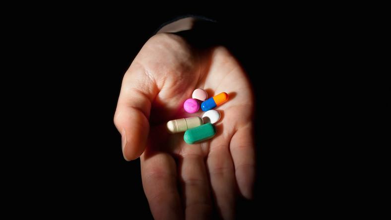 Uwaga! Leki, które działają jak narkotyki