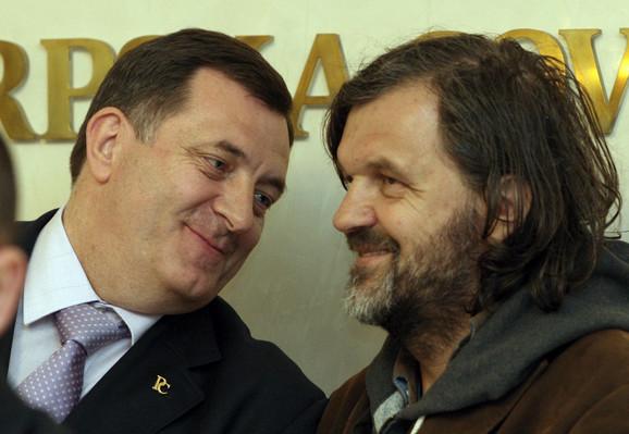 Dodik i Kusturica