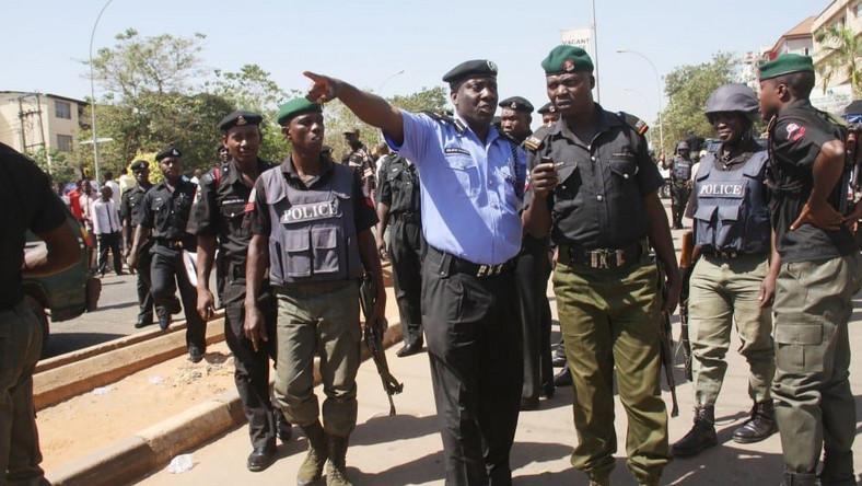 The police is deploying personnel to Zamfara to keep bandits in check (AFP)