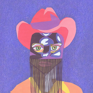 "Orville Peck - ""No Glory In The West"": okładka płyty"