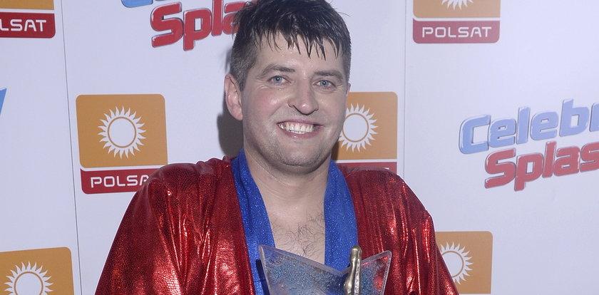"""Wygrał """"Celebrity Splash"""". Za ślub zapłaci z nagrody"""