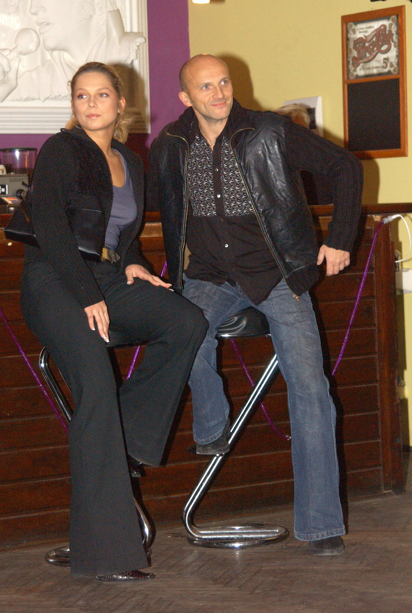 Joanna Liszowska i Robert Rozmus