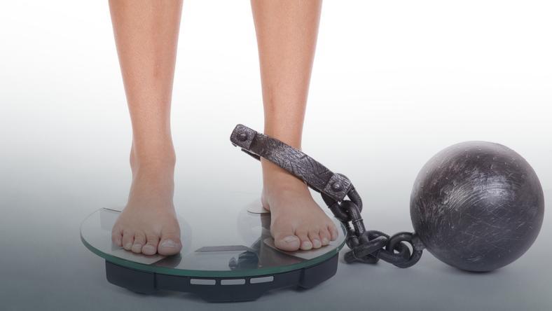 Ćwiczę drugi miesiąc i zamiast schudnąć to przytyłam