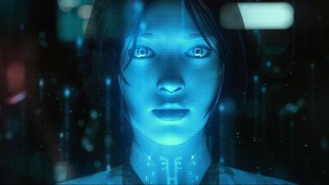 """Microsoft nazwał swoją asystentkę głosową Cortaną po postaci z gier wideo """"Halo"""""""