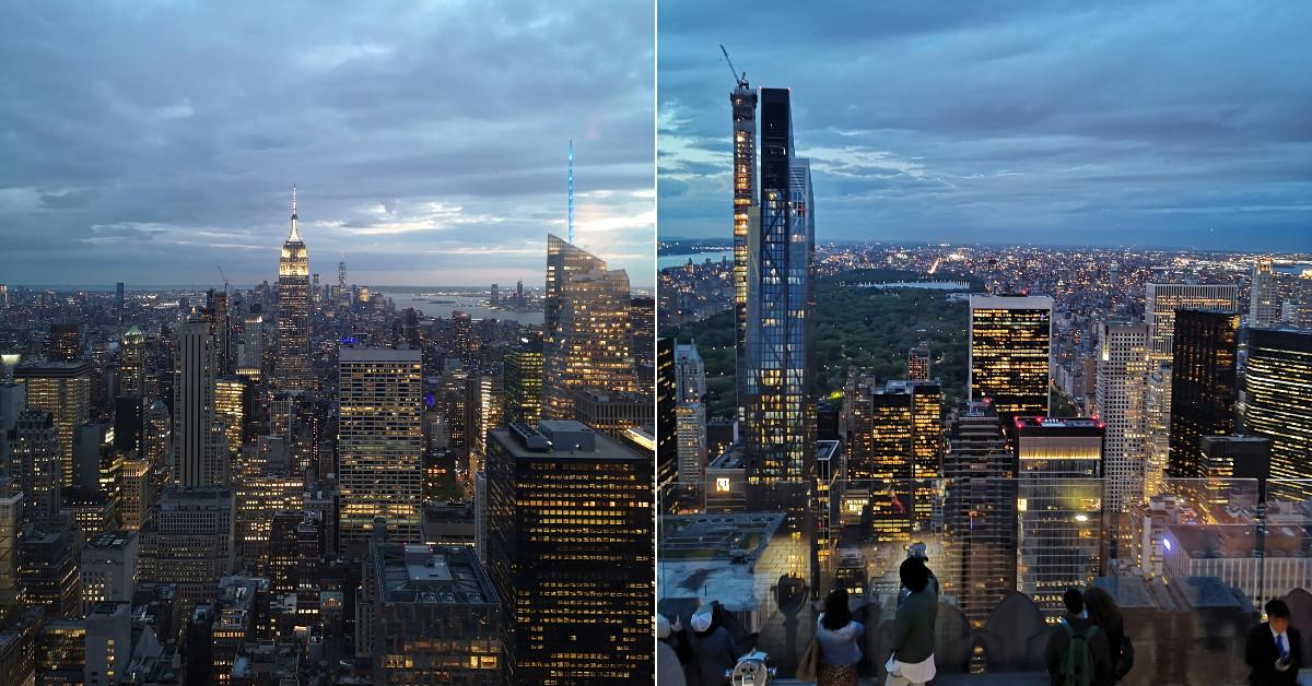 NY mesto zápasu robiť