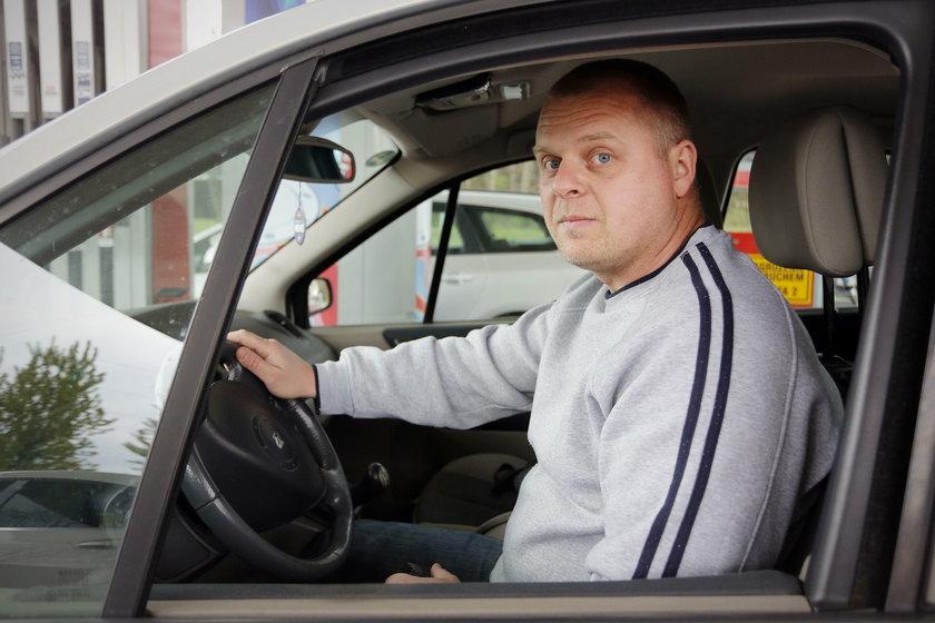 Adam Chojnacki, kierowca
