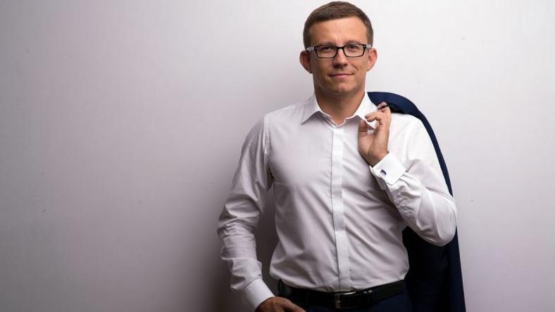 Prezydent Zamościa Andrzej Wnuk