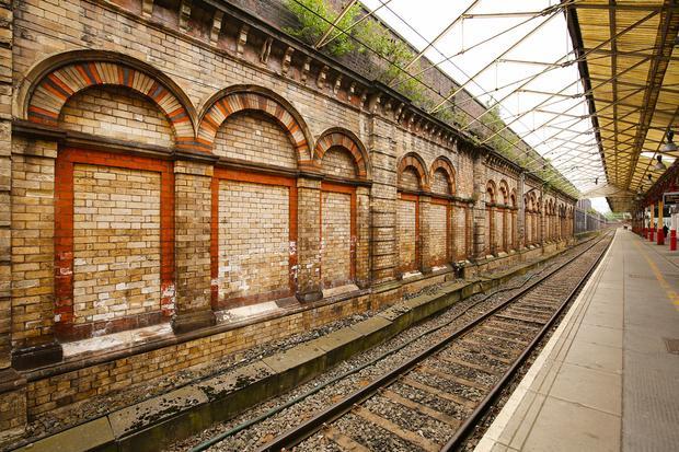 Stacja kolejowa Crewe