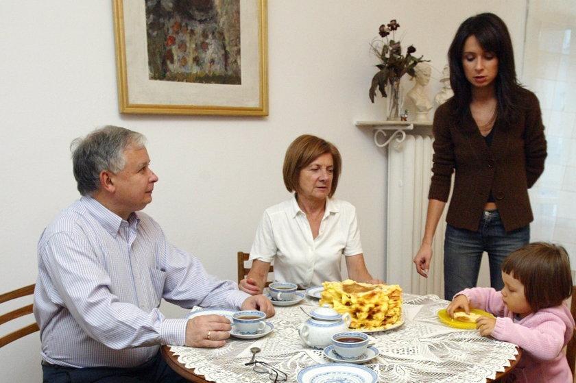 Rodzina Kaczyńskich