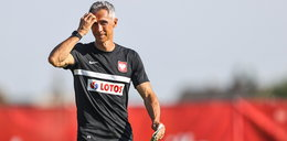 Paulo Sousa ma problemy ze składem kadry. Trener Polaków nie śpi po nocach