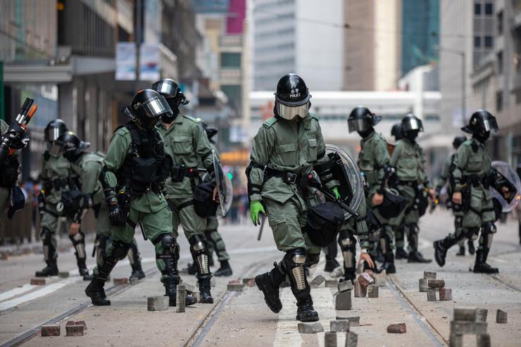hong kong protesti