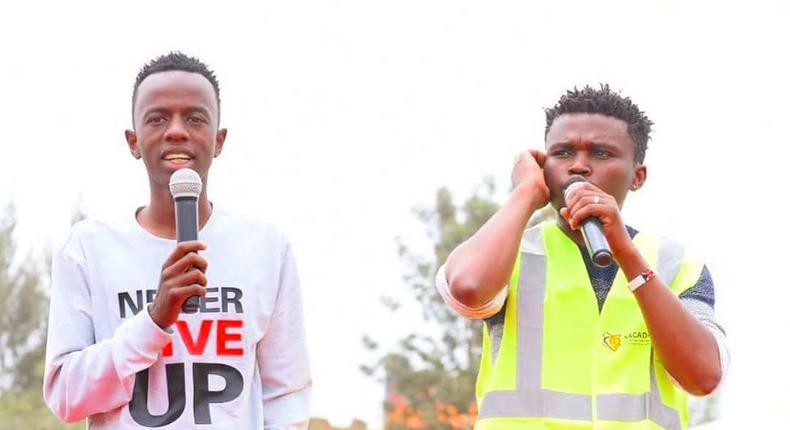 Chipukeezy forced to terminate his show on Ebru TV after being asked to drop Kartelo.