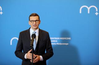 Morawiecki: Nie planujemy dzisiaj żadnego lockdownu