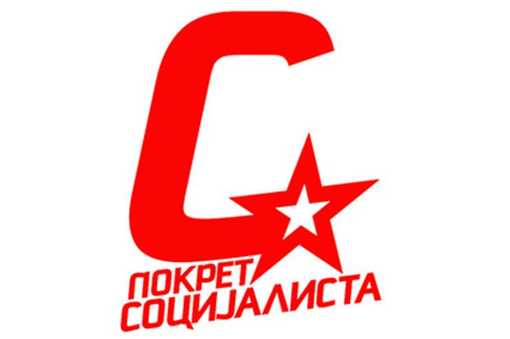 pokret socijalista_logo