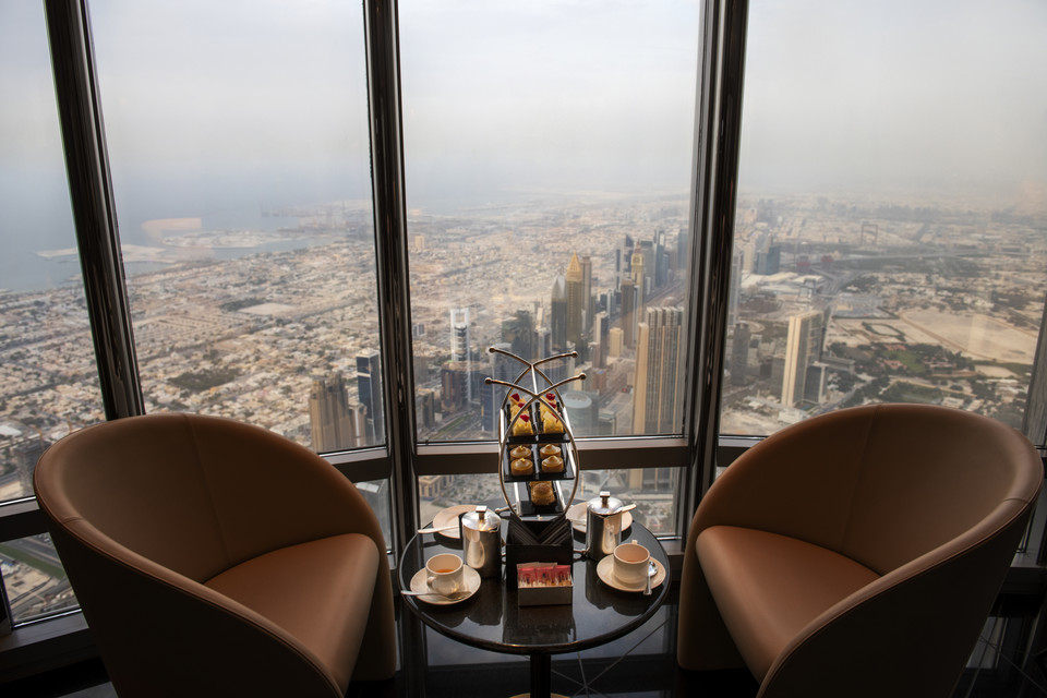 The Lounge, Burj Khalifa (Setup) 2
