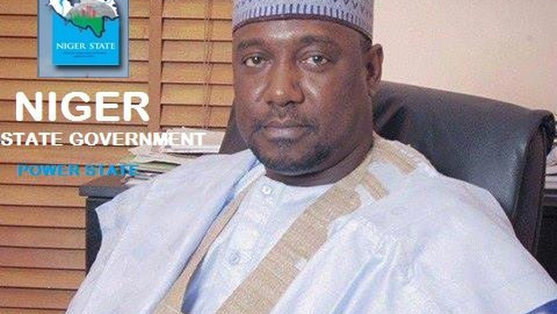 Abubakar Sani Bello, Gov of Niger State (Vanguard)