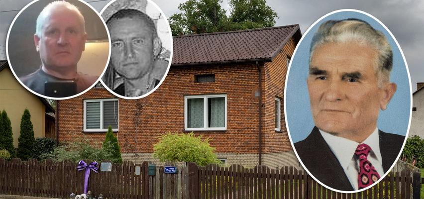 Potworna zbrodnia w Borowcach. Mieszkańcy mówią o klątwie ojca zza grobu