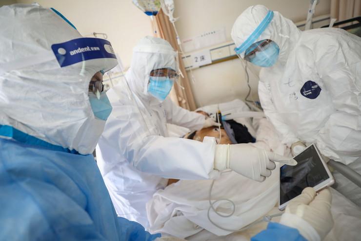 Vuhan Kina koronavirus 06 foto EPA Stringer