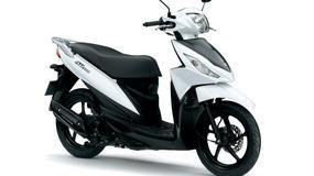 Suzuki Address już w salonach - znamy cenę