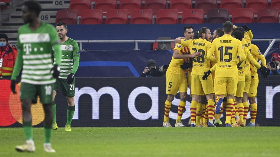 Ferencvaros - FC Barcelona
