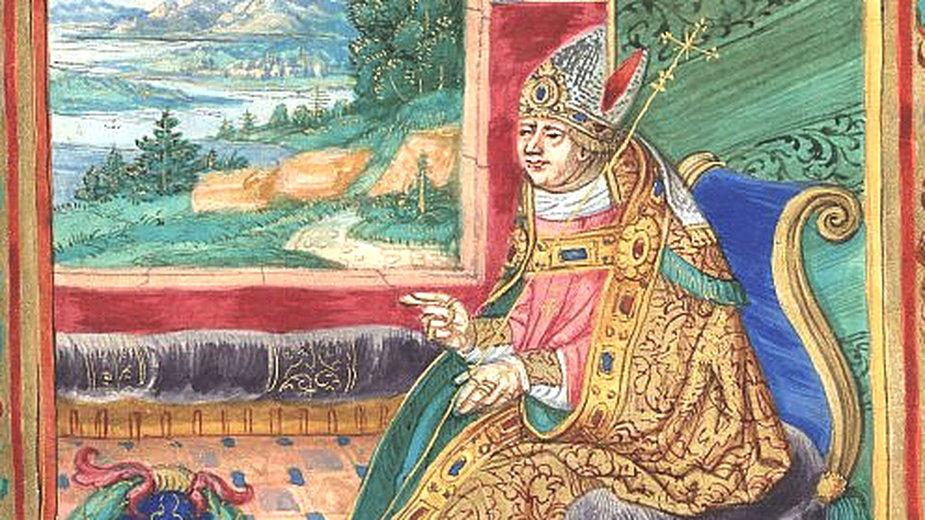 Mikołaj Trąba był pierwszym prymasem Polski - domenapubliczna