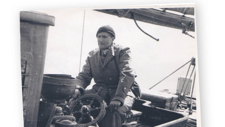Witold Kieżun (Zdjęcia z prywatnego archiwum autorki)