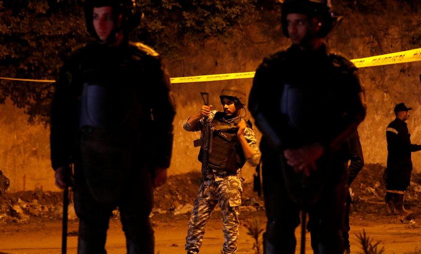 Policja Egipska