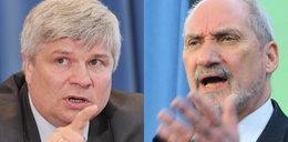 Macierewicz: Lasek dostaje pieniądze za propagowanie tez rządu Tuska