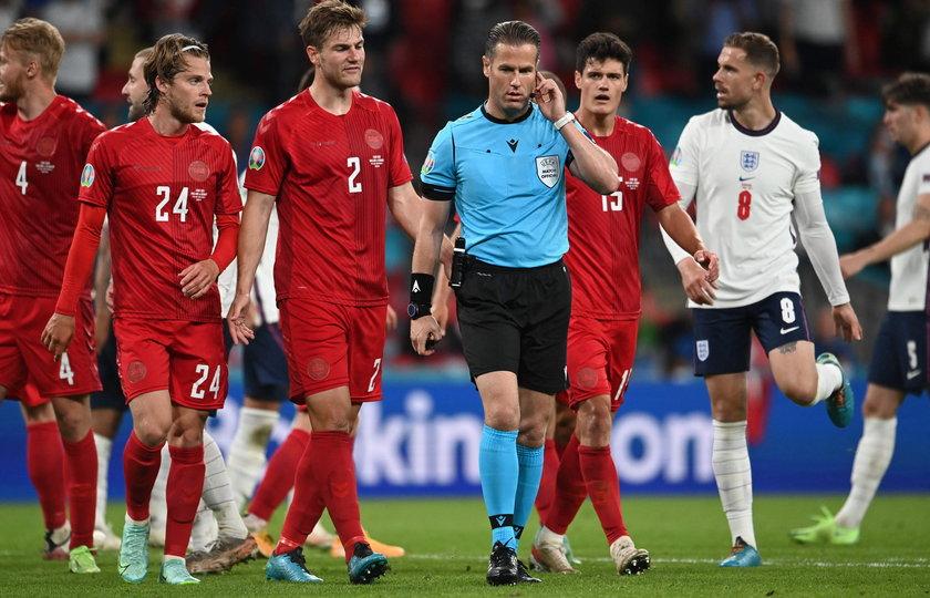 Mimo wprowadzenia systemu VAR na EURO 2020 nie brakowało kontrowersyjnych i błędnych decyzji sędziowskich.