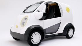 Elektryczna Honda z drukarki 3D