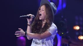 """14-letnia Zuzia Jabłońska wygra """"The Voice Kids""""? Na jej występie płakał Dawid Kwiatkowski"""