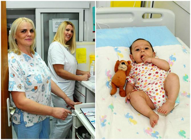 Dečja hematologija i onkologija u Tiršovoj