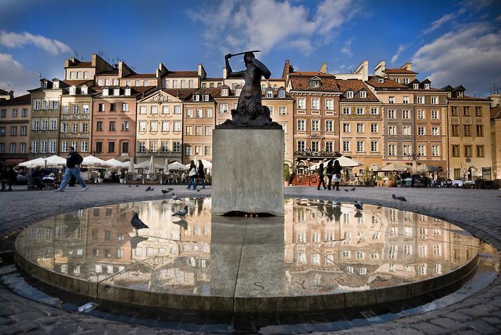 Warszawskie Zabytki Należą Do Najpiękniejszych W Europie